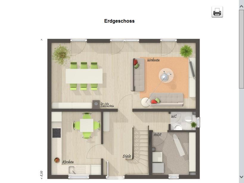 Flair 113 Erdgeschoss